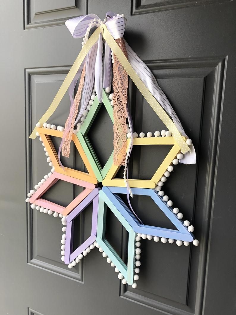 Pin on Popsicle crafts