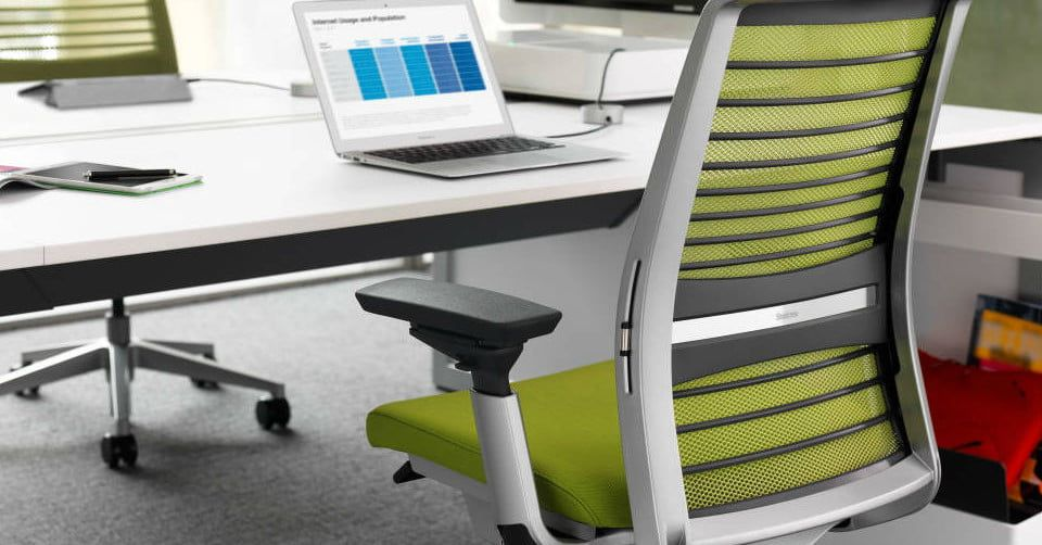 The Best High Tech Furniture Pieces To Give Your Home A Smart Upgrade Adjustable Office Chair Ergonomic Chair Ergonomic Office Chair