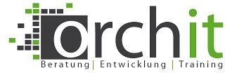 See the two meanings in the word?!  Orchit because, they are located in the Orchideenweg, Germany.