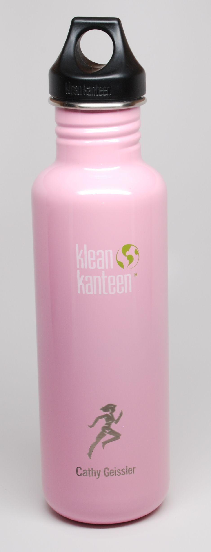 9760b5bbcbb5 Pink Renewal Personalized 27oz Klean Kanteen!  19.99