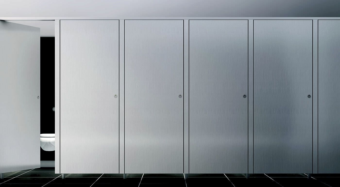 Bathroom Partitions Montreal thrislington cubicles | p+w - deep ellum interiors | pinterest