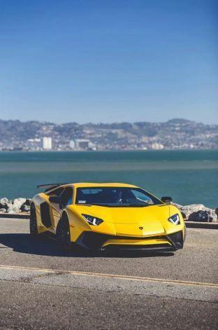 Lamborghini Aventador SV #lamborghiniveneno