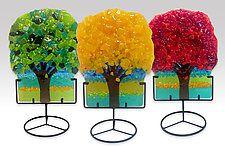 Art Glass Sculpture by Anne Nye