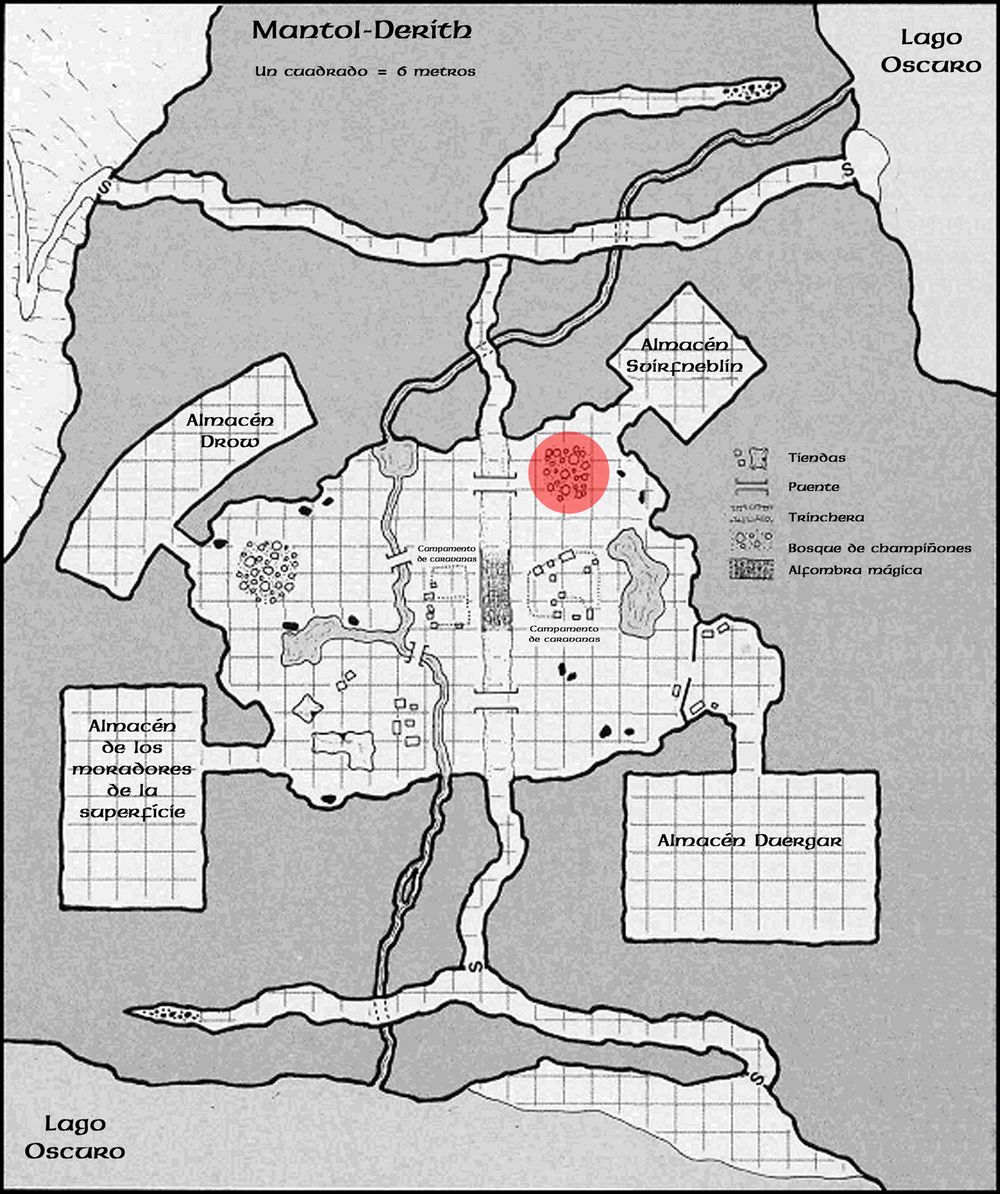Mantol-Derith | Out of the Abyss | Forgotten realms, Fandoms