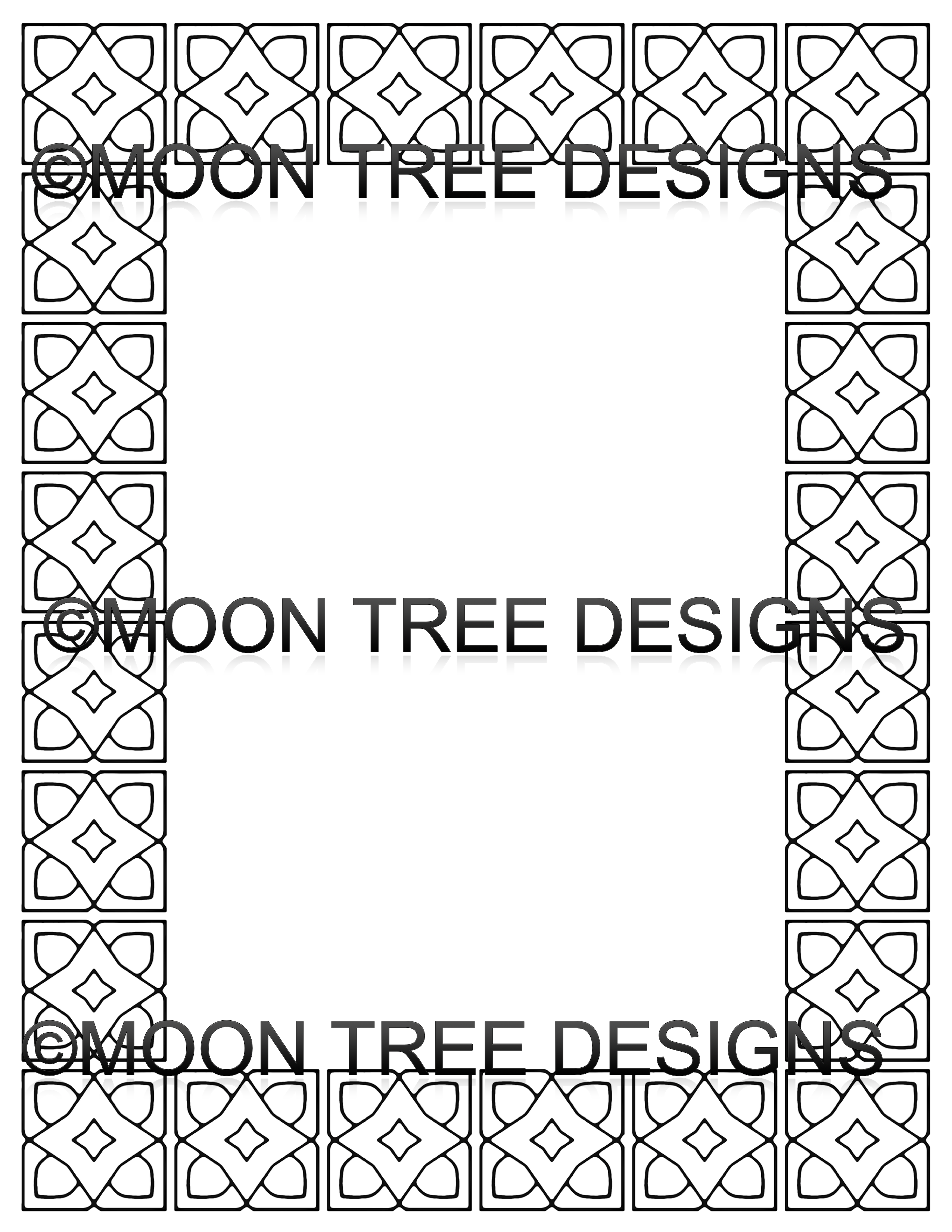 Black And White Images Ready To Download Just Print And Color