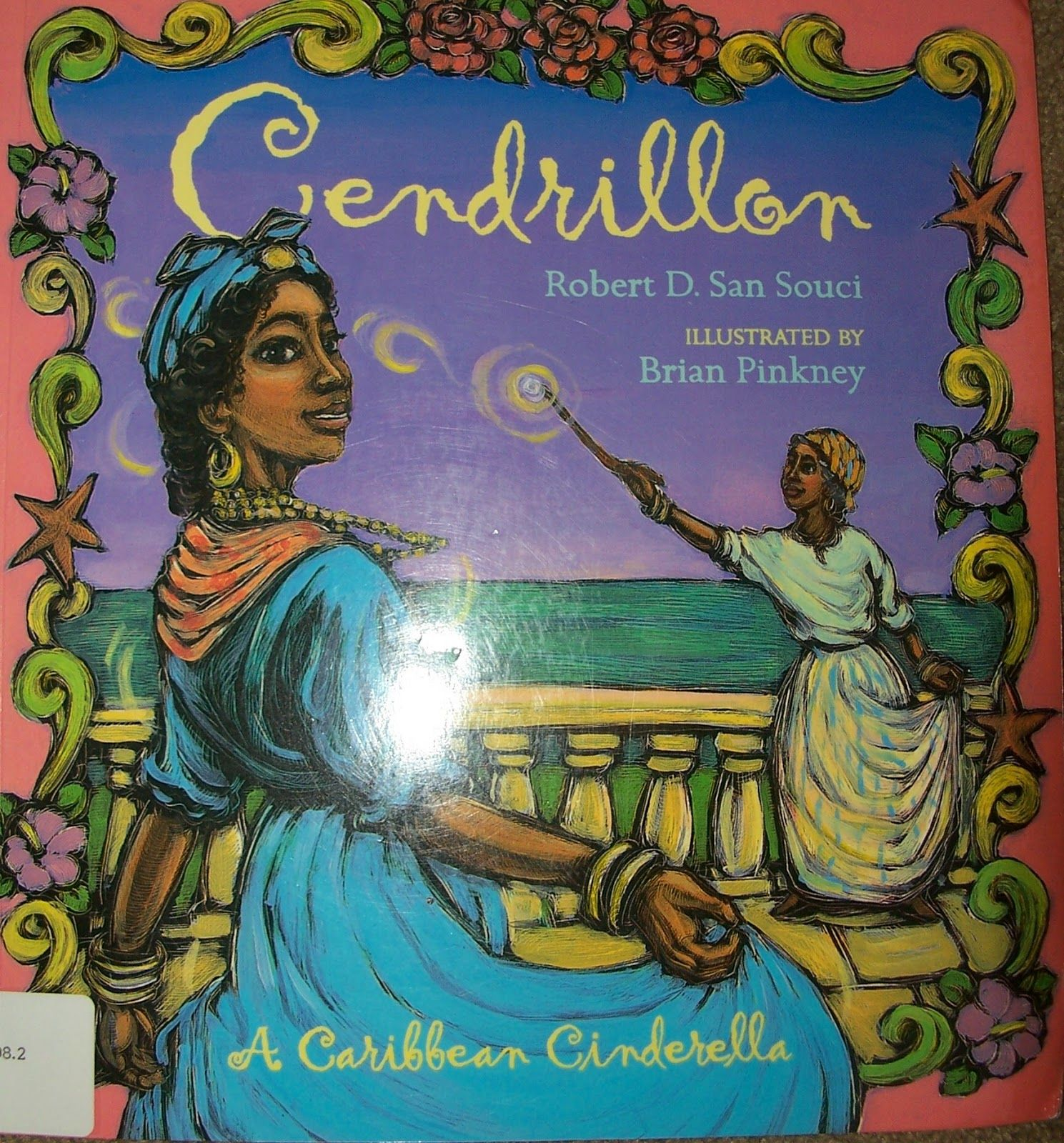 Cendrillon  A Carribean Cinderella  Fairy Tales in Different Cultures like  the border 56f1b5808bef