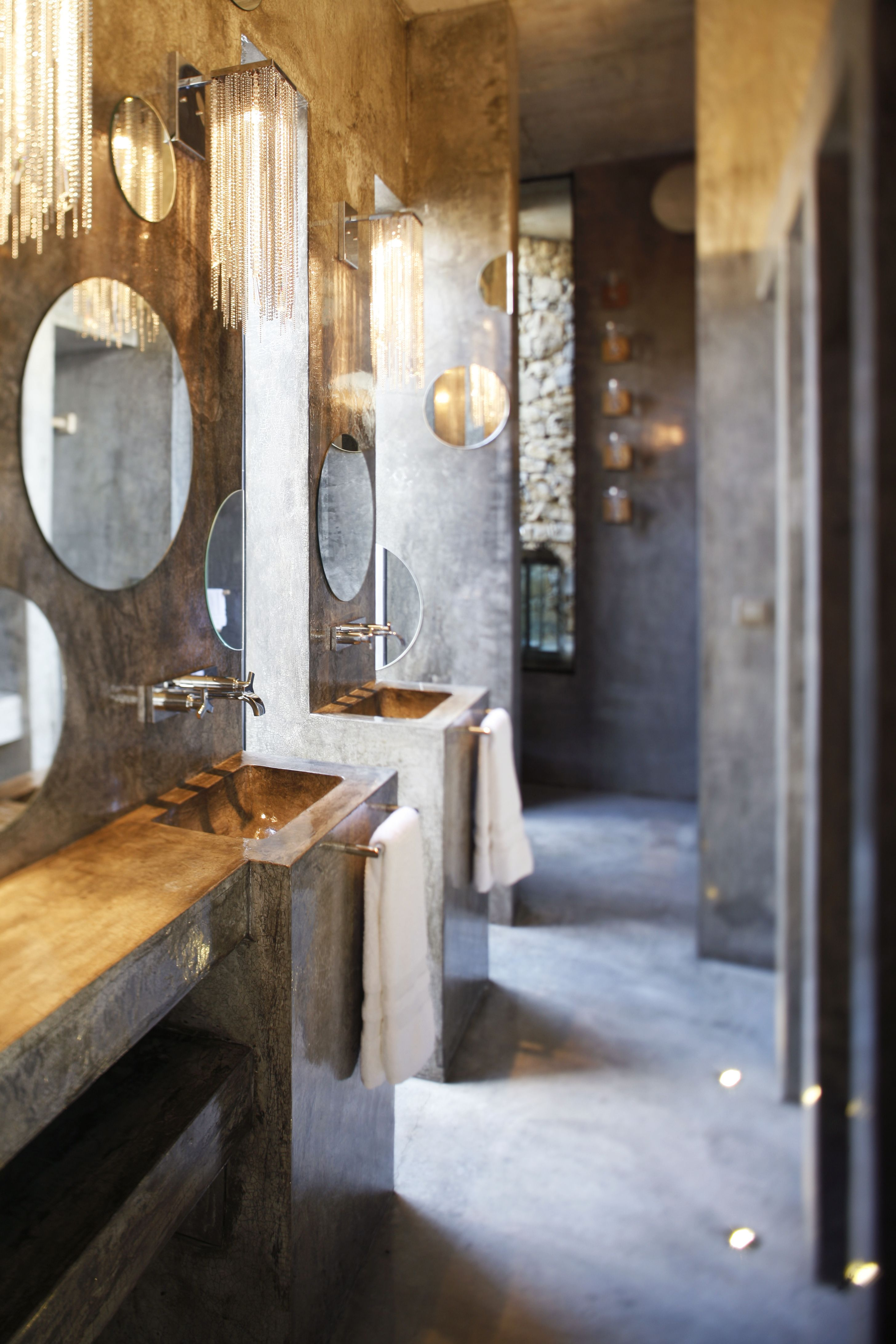 Decor Styles Industrial Bathroomindustrial Interiorsindustrial Chicmodern