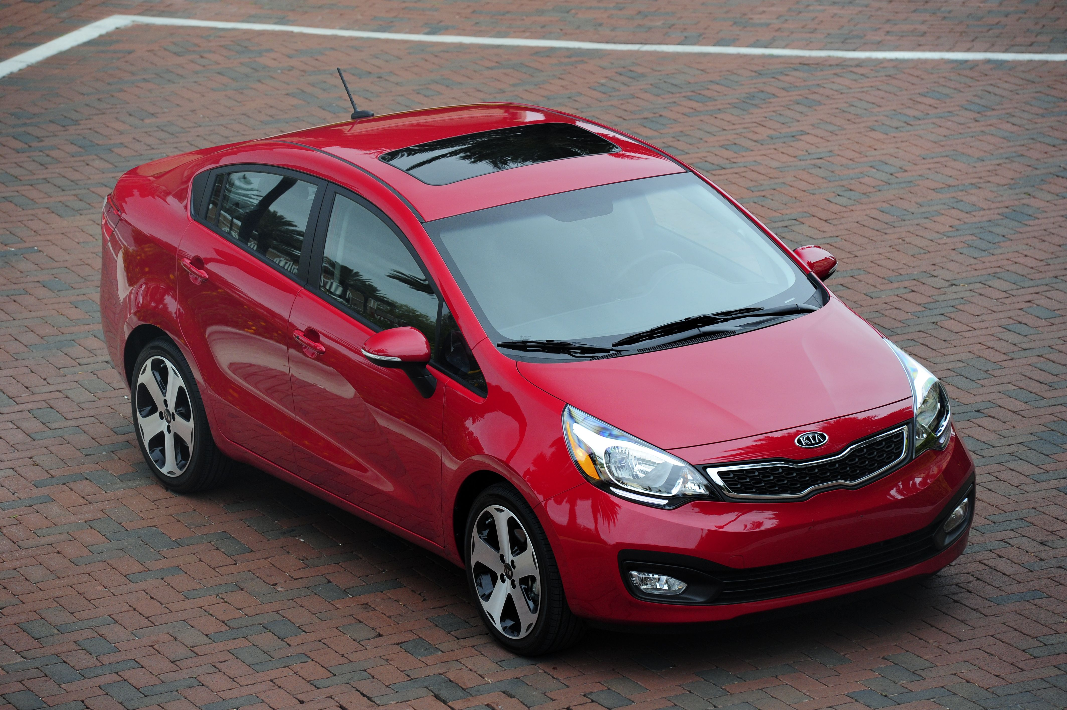 With 2012 Models, Kia Shows It Can Play With (and Beat