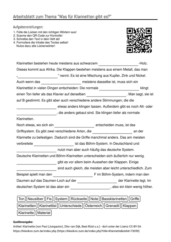 Arbeitsblatter Zum Thema Aufgabenstellung Arbeitsblatter Thema