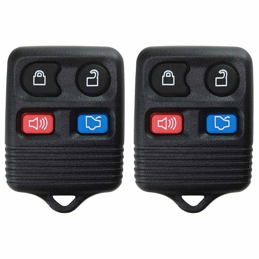 keyless remote key fob for Chevy Malibu 2005 factory control transmitter clicker