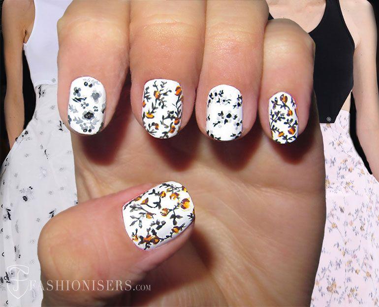 Summer Nail Designs Graham Reid Summer Nails Colorful Nail Art Nail Art Summer Summer Nails Colors