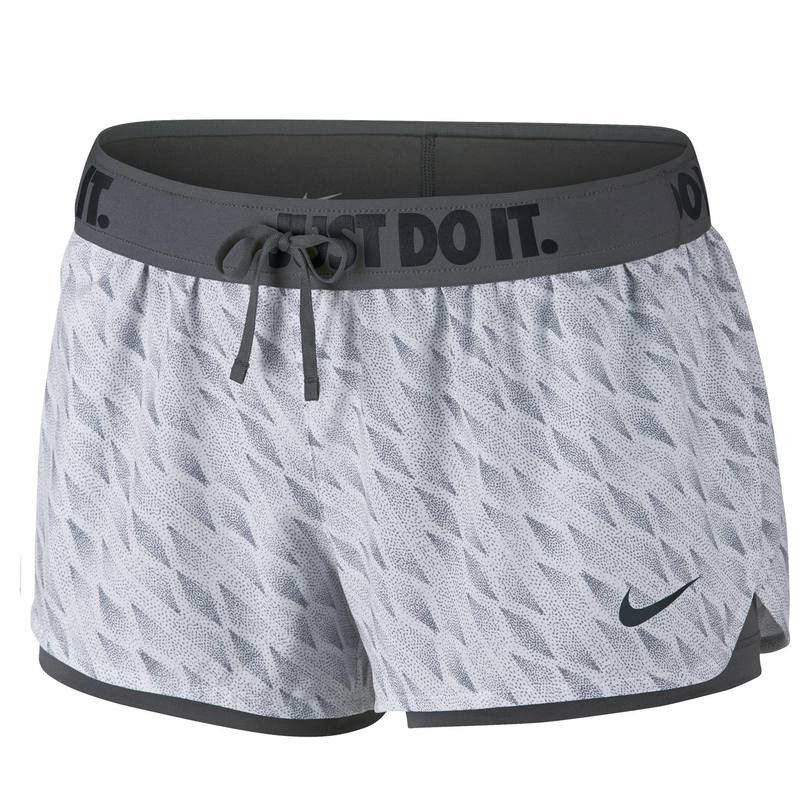Nike Gym Vintage Damen Shorts anthracite sail Damen Hosen