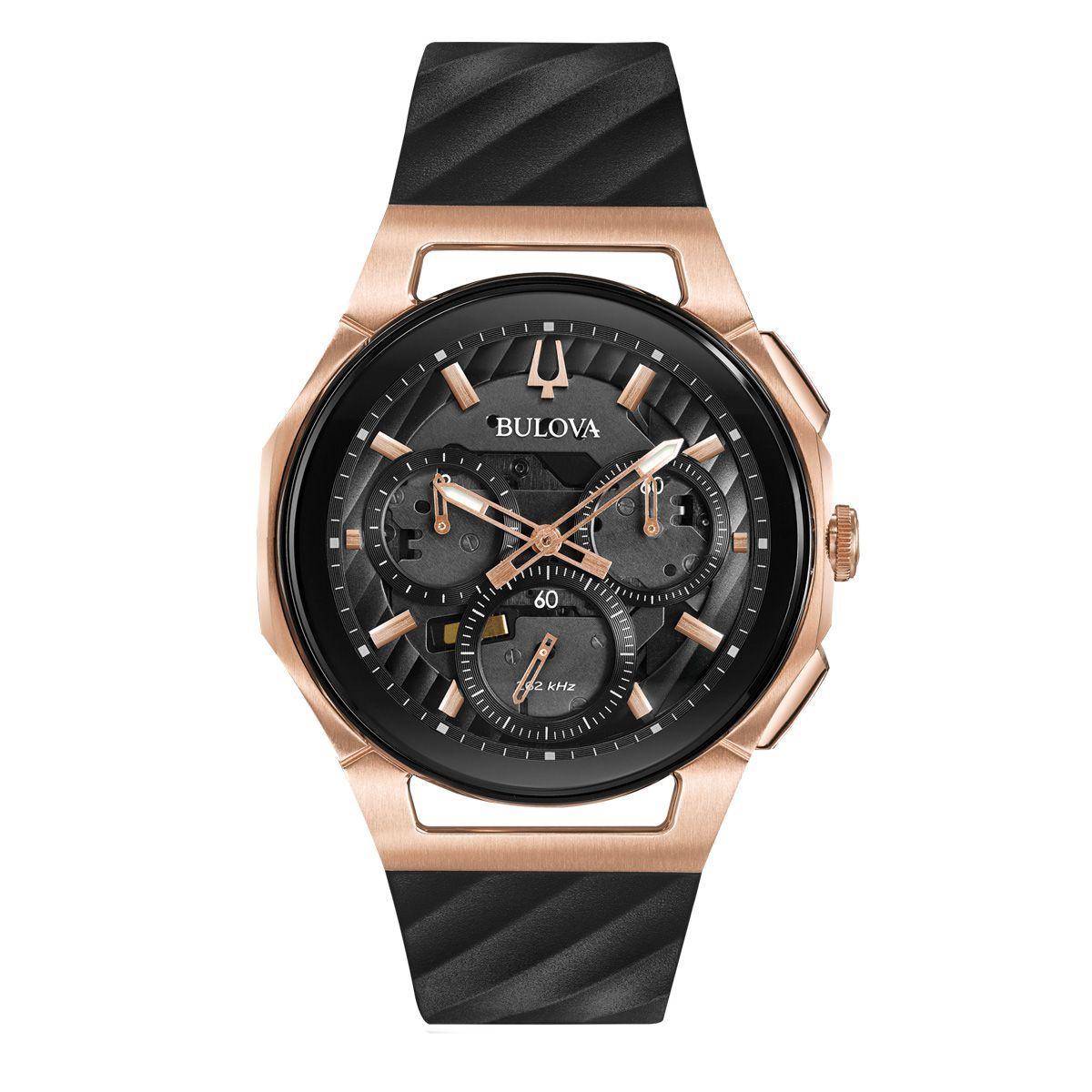 2351d8f44 Bulova 98R239 Women's Diamond Curv Watch | Fashion | Bulova watches ...