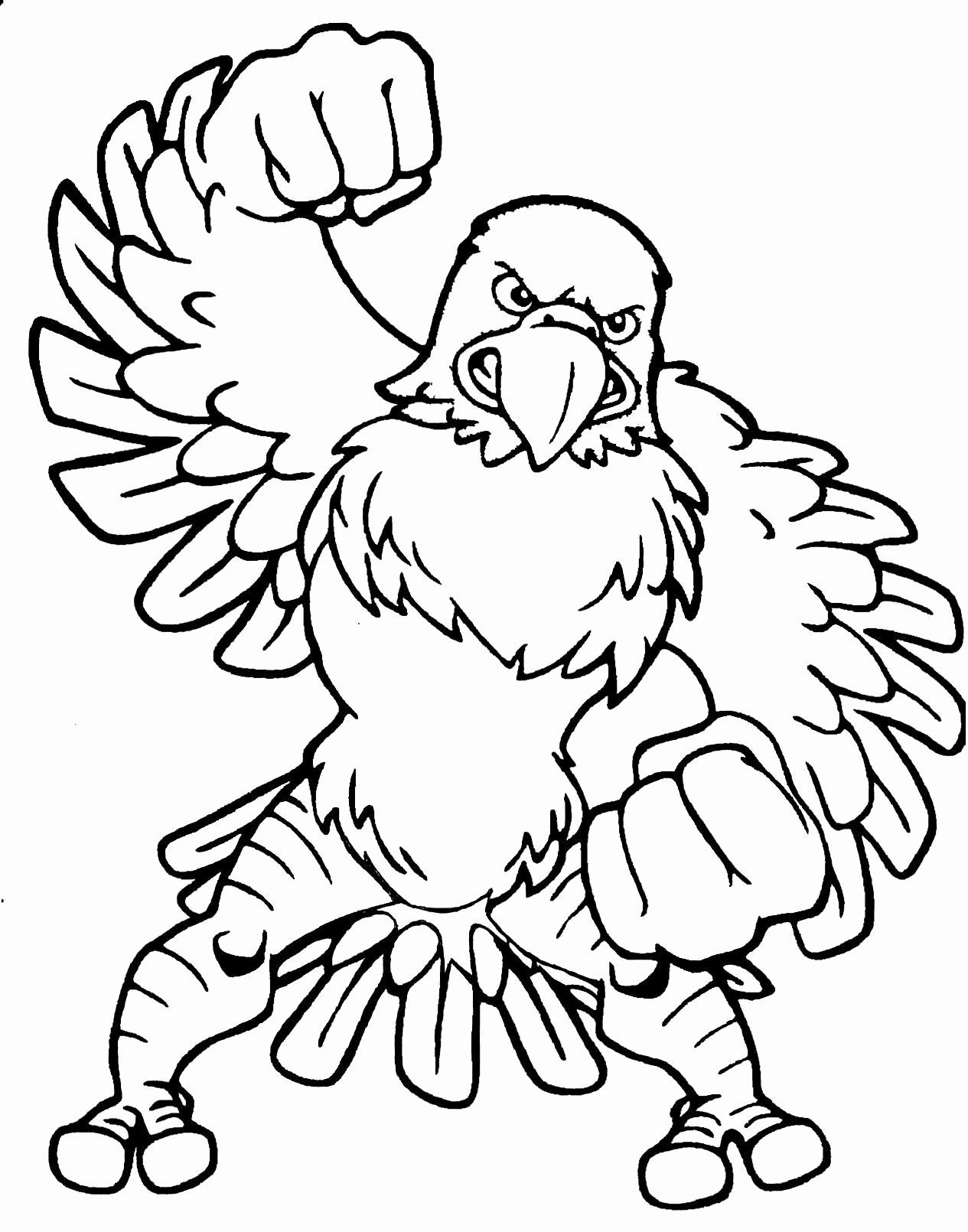 Mexican Flag Eagle Coloring Page Lovely Herky Iowahawkeyes In 2020 Coloring Pages Animal Coloring Pages Flag Coloring Pages