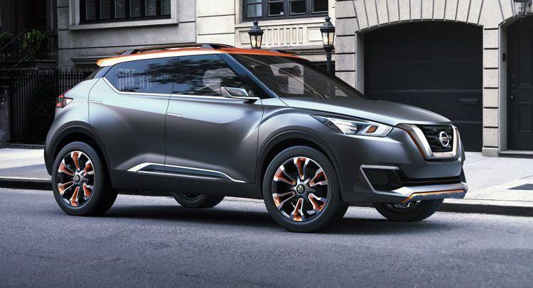 Nissan Kicks Concept Previews Brazil Only Production Model W Videos Carscoops Nissan Concept Car Design Nissan Cars