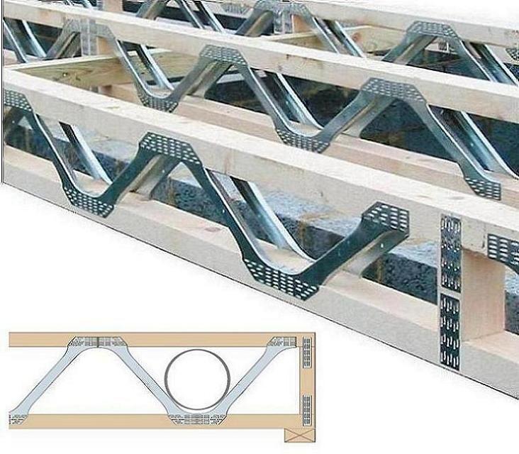 Trussed Rafter Engineered Floor Joist Suppliers Madera