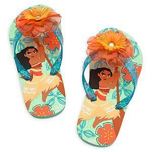 c1dbfd823b46a0 Moana Flip Flops for Kids - 1418175 Moana Party