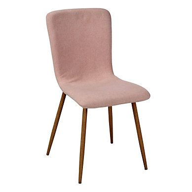 Chaise BELLA Rose Bureau Pinterest