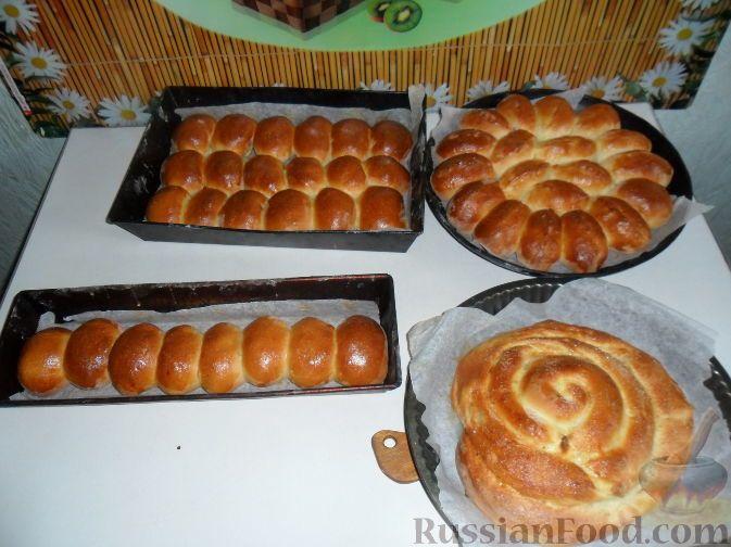 пирожки духовые с вишней рецепт с фото