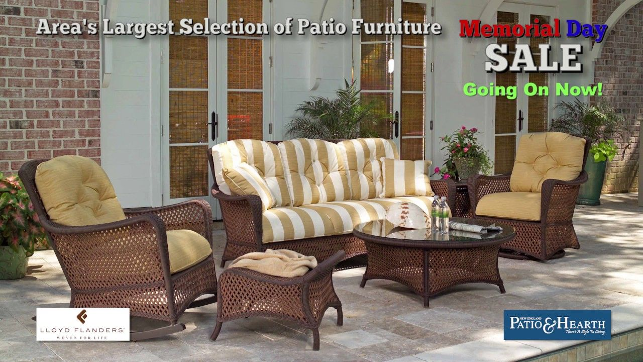 It S New England Patio Hearth Huge Memorial Day Save Up To On Select Inventory See The Area Largest Selection Of Quality Furniture Fea