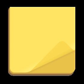 Alphabetical Pnghunter Part 840 Yellow Sticky Notes Sticky Notes Sticky