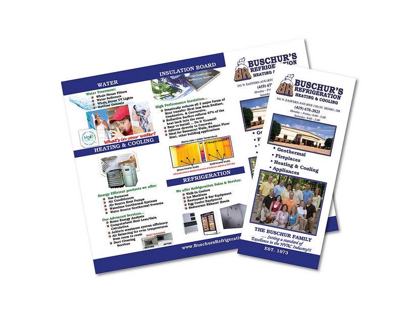 Buschur S Brochure Geothermal Heating Cooling Geothermal