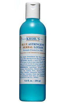 Blue Astringent Herbal Lotion® - Face - Blue Herbal#zimmermanngoesto