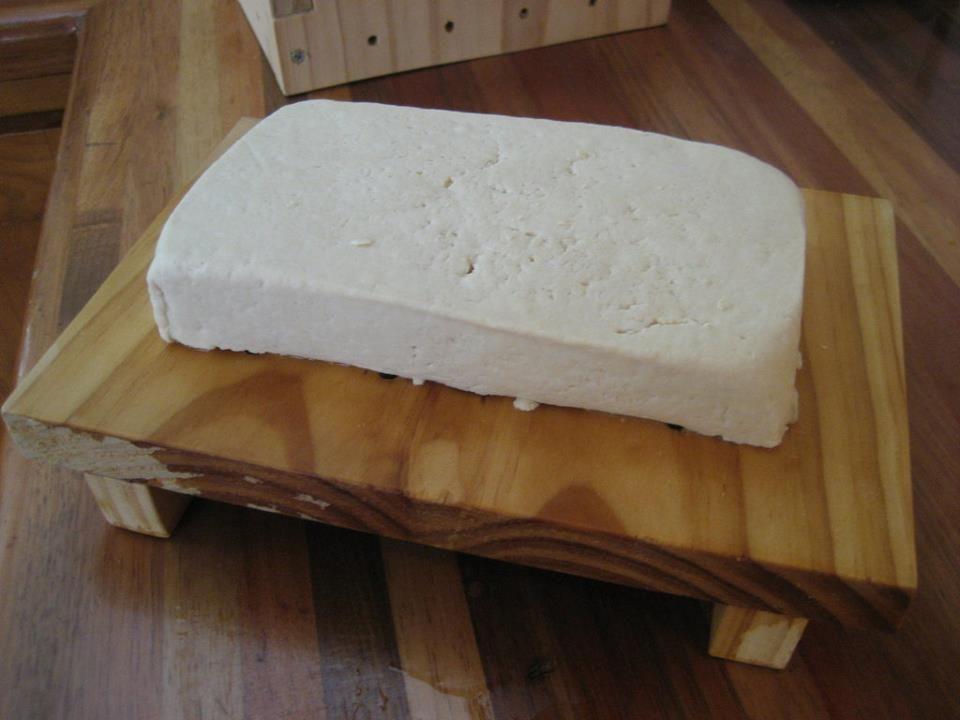TODAS LAS RECETAS : PREPARACION DE TOFU ( queso vegetal )