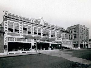 Tate Motor Company. [Dodge Brothers Motor Co. dealership ...