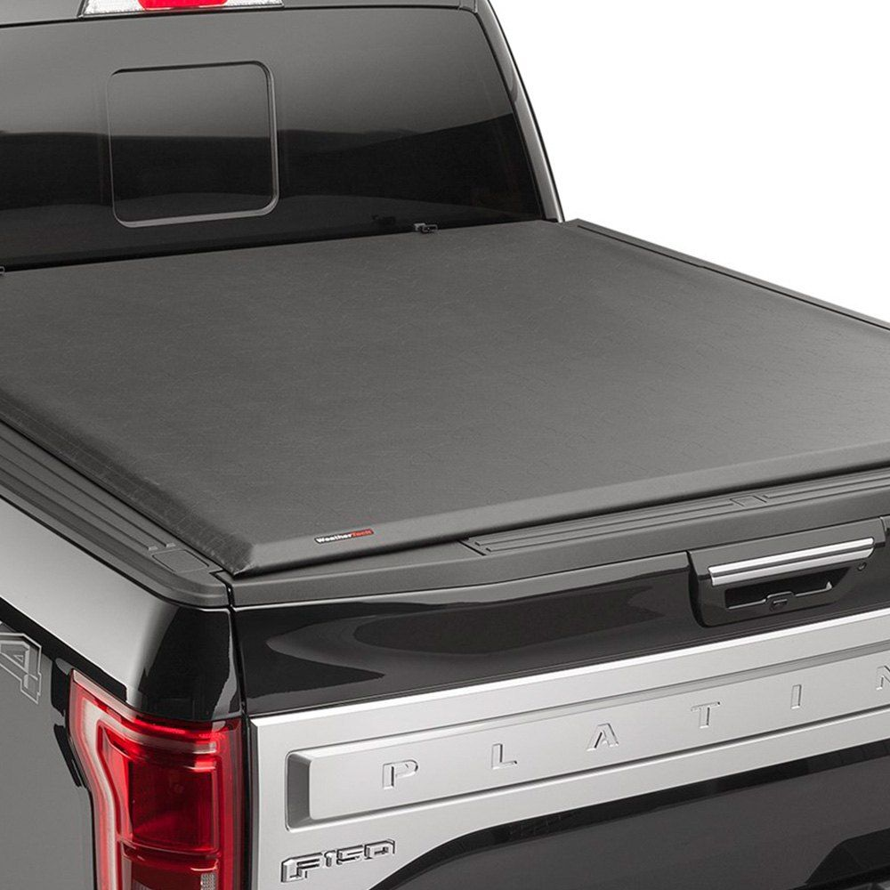 WeatherTech® Soft Roll Up Truck Bed Cover in 2020