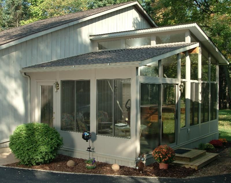 Enclosed Patio Rooms, 3 Great Ideas (866) 535 2900 Serving The Sunroom