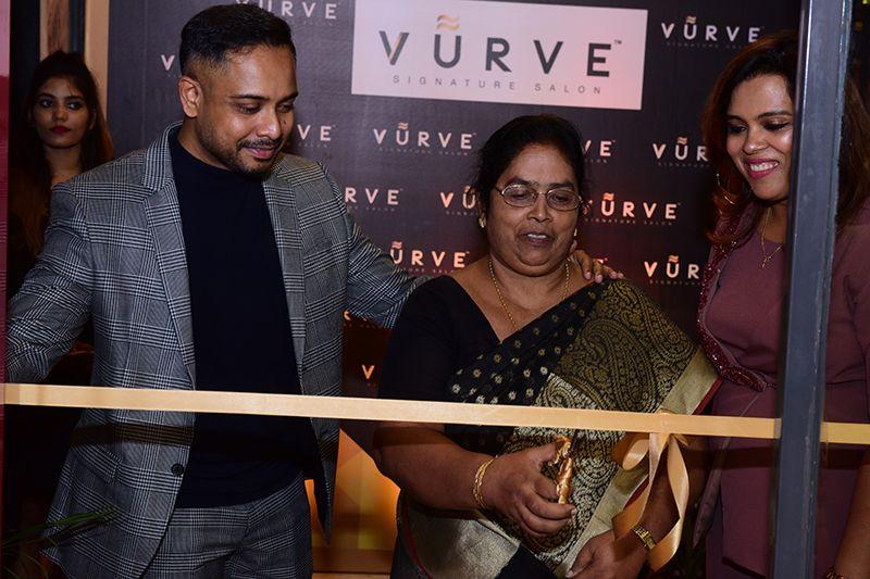 Vurve Signature Salon launches its Flagship store at Nungambakkam