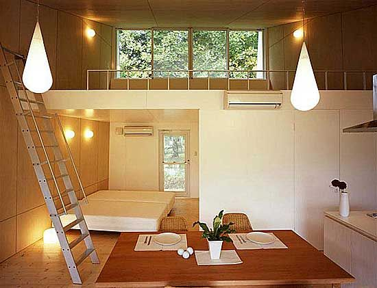 Charming Interior Decorations For Small Houses To Look Bigger