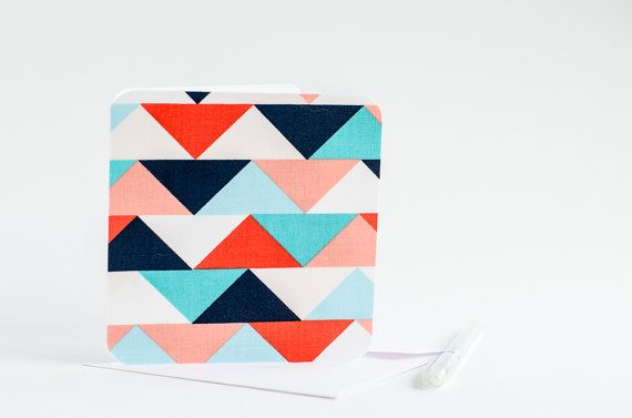 Fabric greeting card pack 4 geometric by herewegoloopylou on etsy fabric greeting card pack 4 geometric by herewegoloopylou on etsy 2200 cellophane wrapwhite m4hsunfo