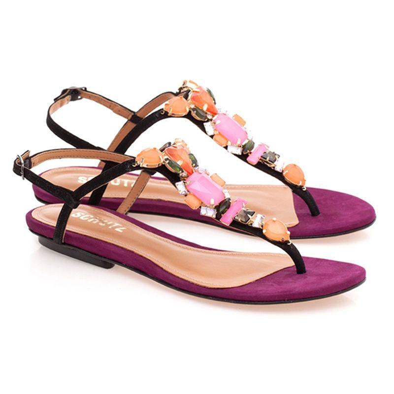 RASTEIRA GARDEN PARTY PEDRAS - Schutz   ♥♥♥ Shoes ... e07ec15ca5