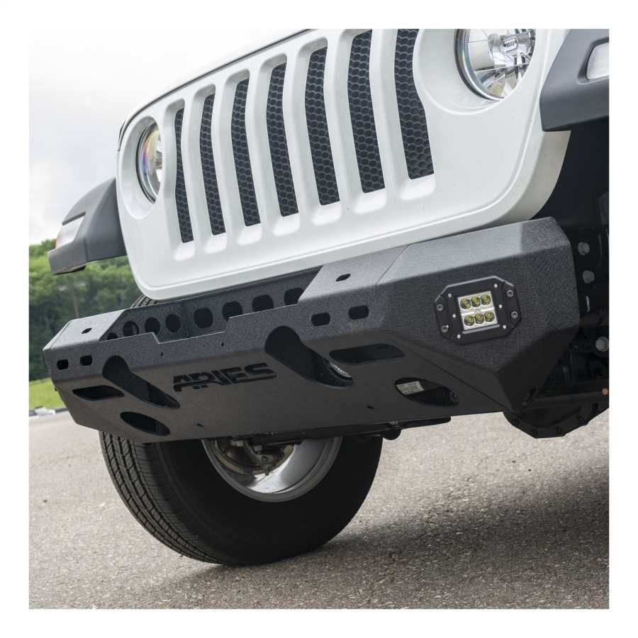 Parts TrailChaser Front Bumper848966410 YMM=2019Jeep