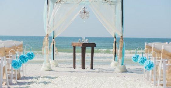 Biloxi Beach Wedding Venues Mini Bridal Packages In Ms
