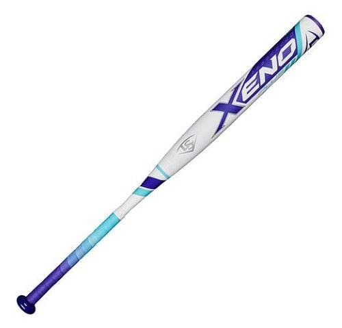 Louisville Slugger Xeno Plus 17 10 Fast Pitch Softball Bat 30 Inch 20 Oz Fastpitch Softball Softball Bats Softball