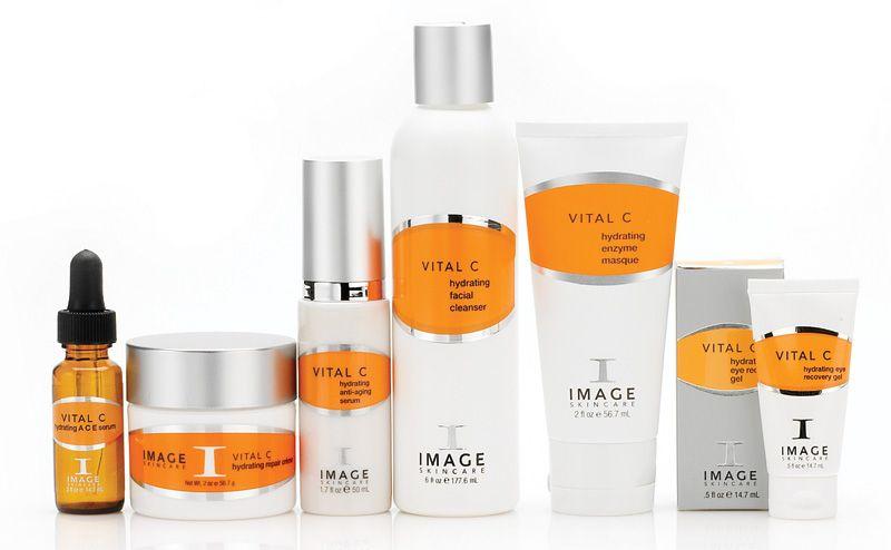 Facial care vitamin c