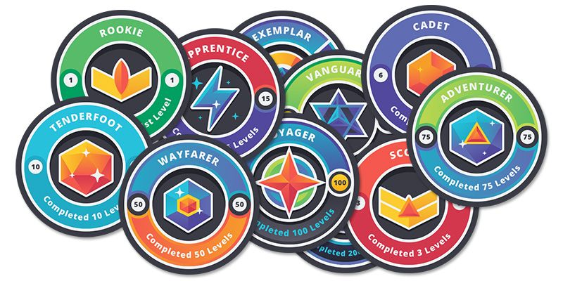 Level Up With New Achievement Badges - Code School Blog | Badge