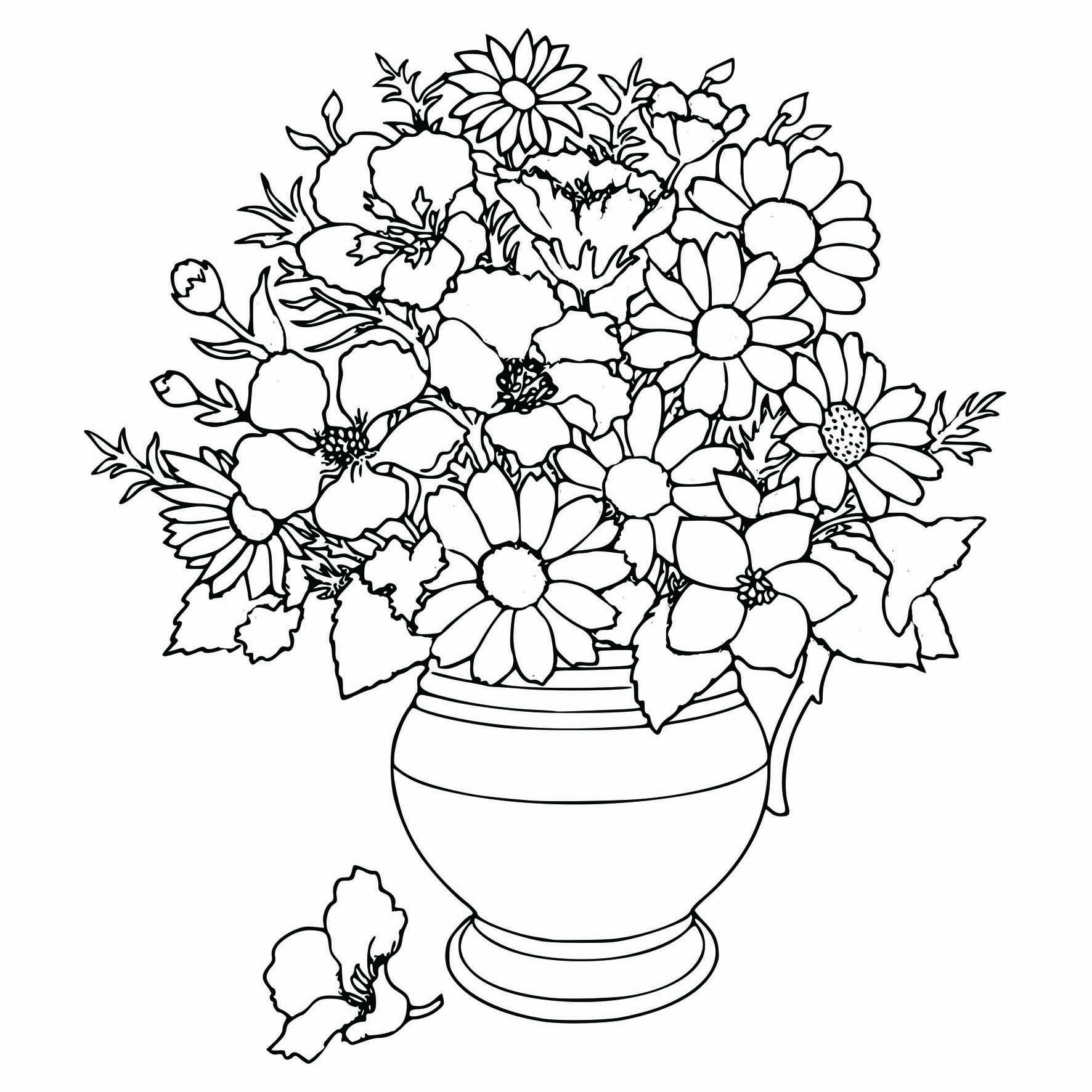 Dibujos De Flores Modernas Para Colorear Pintar E Imprimir L Dibujos Flores Para Colorear Paginas Para Colorear De Flores Paginas Para Colorear Para Imprimir