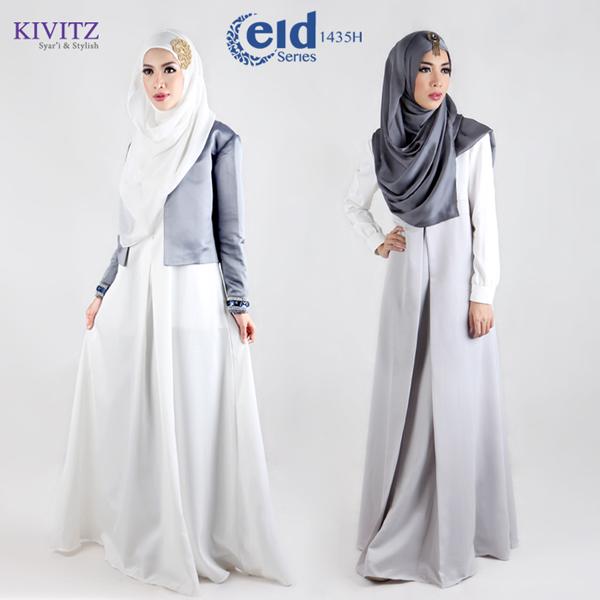 KIVITZ  KIVITZ Eid Series 1435H Muslim Dress 732cd83fac