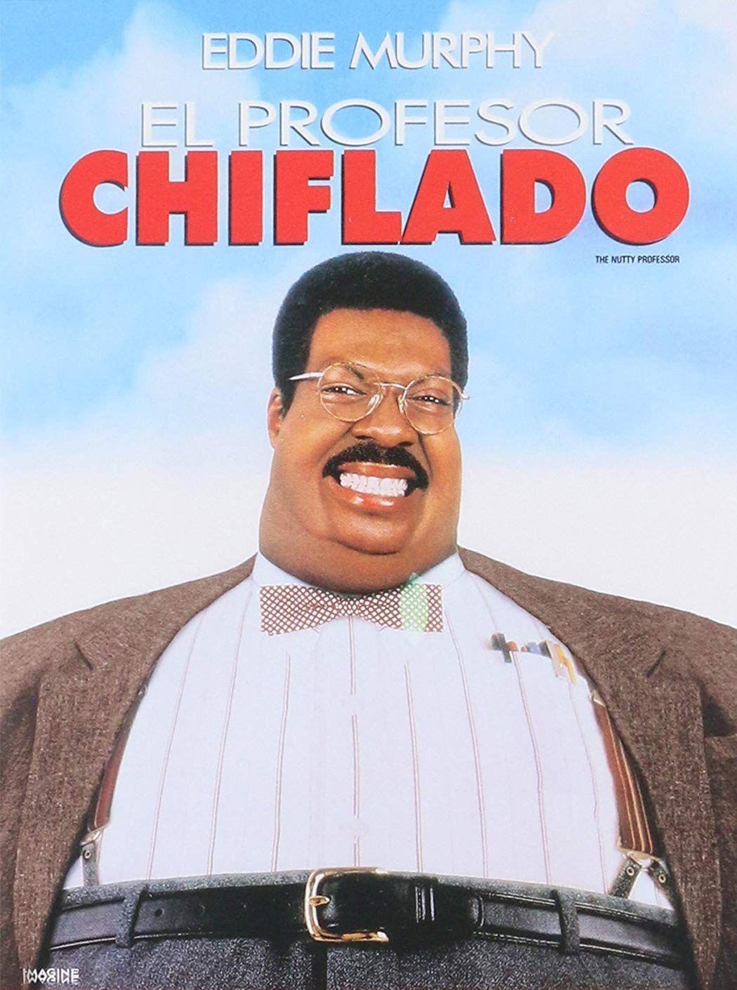 El Profesor Chiflado 1996 The Nutty Professor Funny Movies African American Movies