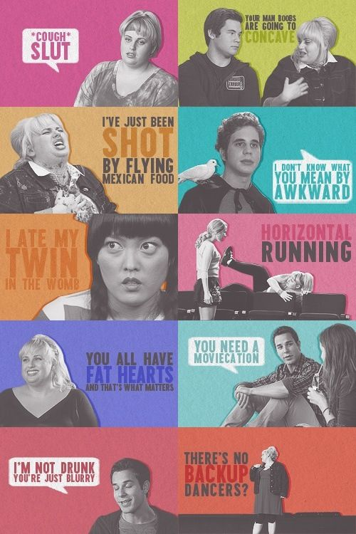 Some Of The Best Lines From Pitch Perfect Pitch Perfect 3 Pitch