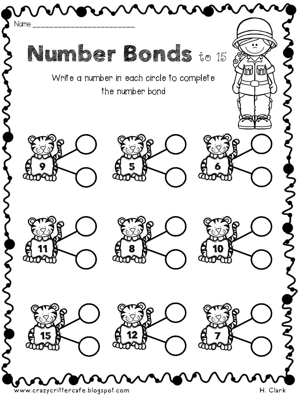 Zoo Themed Math And Literacy Printables