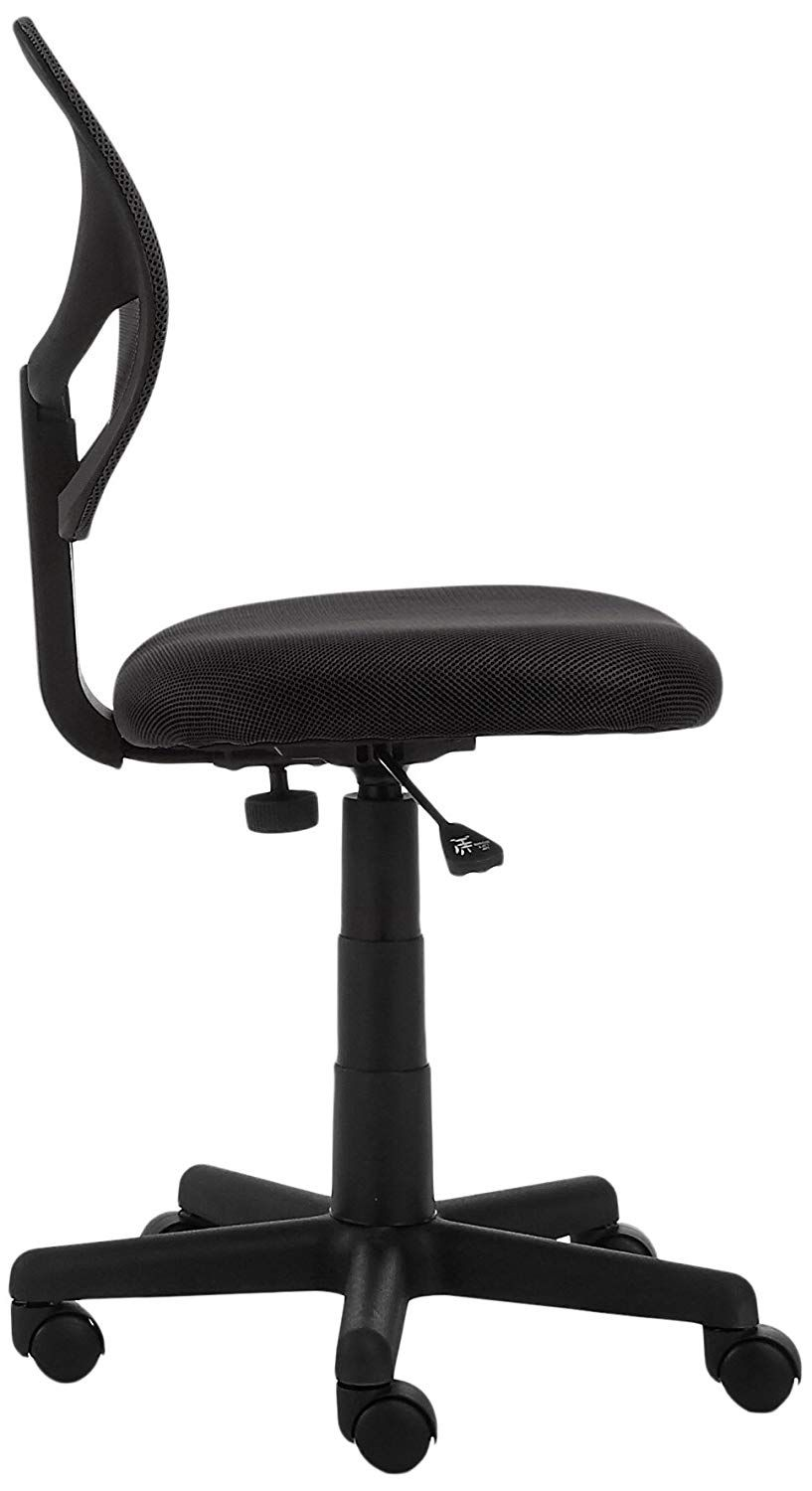 Amazonbasics lowback computer task office desk chair with