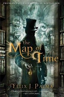 the map of time  Haven't read this yet but it looks great!
