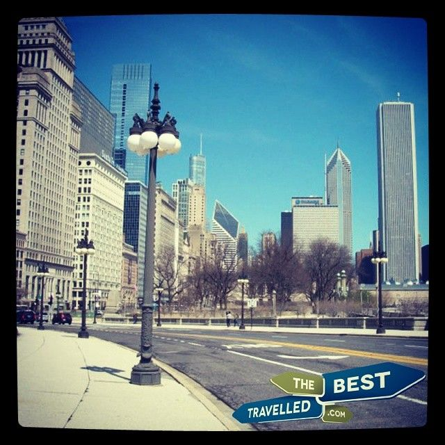 #chicago #illinois #USA #country #of #the #week #downtown #stroll #visit #explore #travel #midwest #North #America #howdoiseeusa