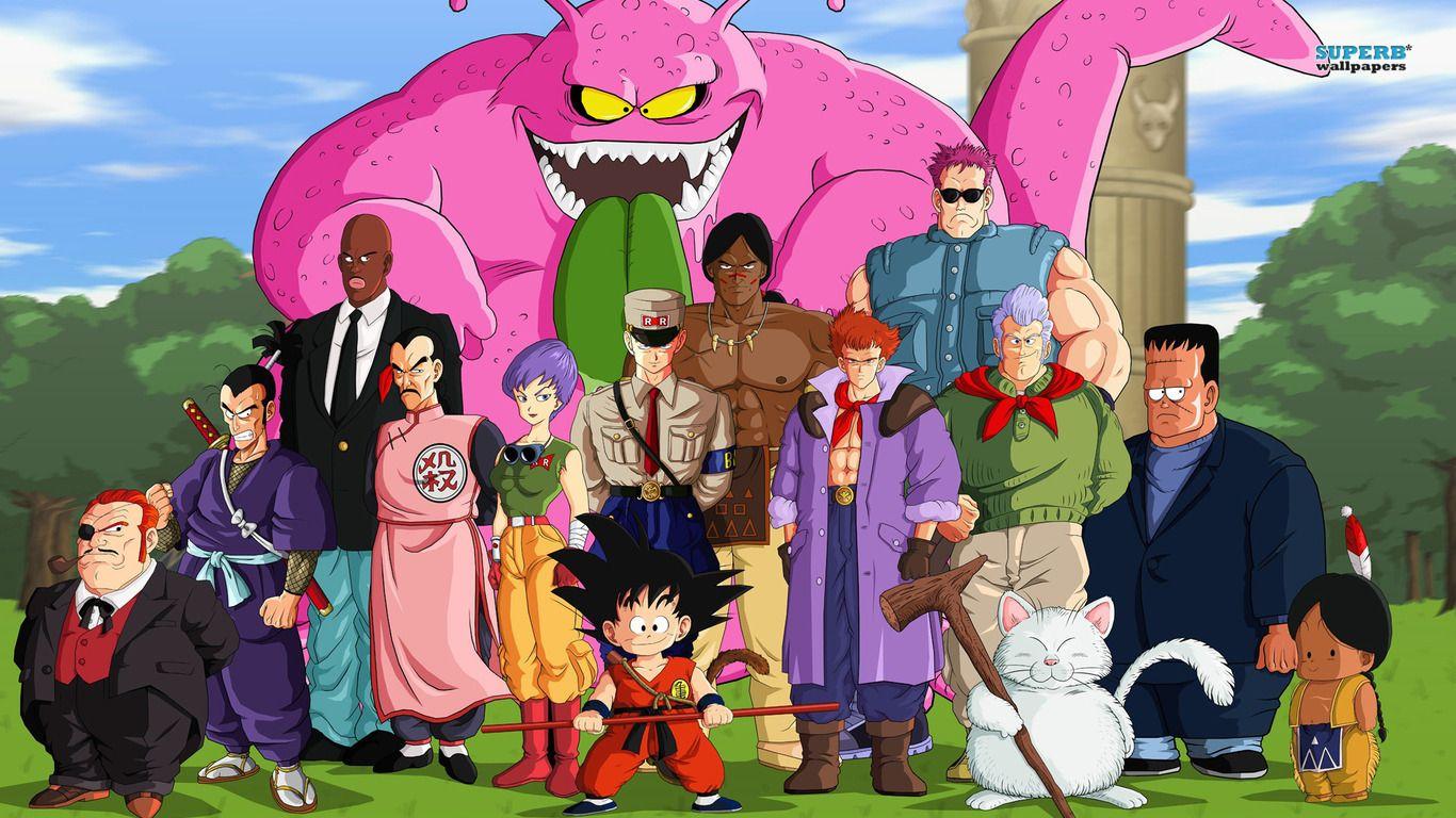 Wallpapers De Dragon Ball Z Hd Personajes De Dragon Ball Dragon