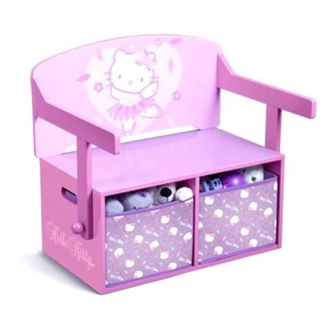 Hello Kitty Opbergrek.Hello Kitty 3 In 1 Opbergmeubel Speelgoed Speelgoed